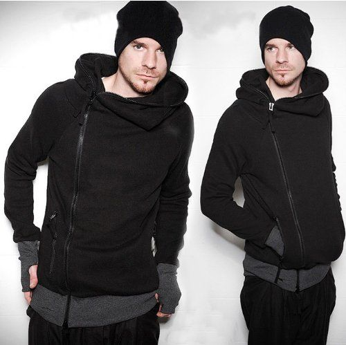 Item Type:Hoodies,Sweatshirts Gender:Men Clothing Length:Long ...
