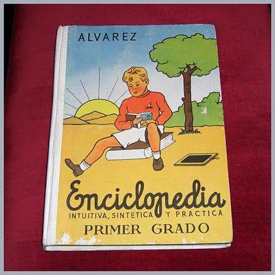 Enciclopedia Alvarez.