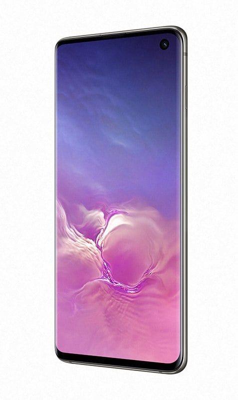 smartphone samsung galaxy s10 noir
