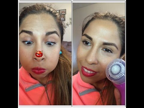 Saryta Dextre - YouTube como limpiar mi rostro y combatir el acne