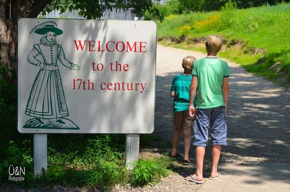 Überall & Nirgendwo: Plymouth...ein Städtchen am Meer und leben wie im 16. Jahrhundert in der Plimoth Plantation!