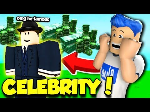 Roblox Moose Tits Youtube So Celebrities Came To My Restaurant And Paid Me Tons Of Money Rich Roblox Youtube In 2020 Roblox Celebrities Famous Celebrities