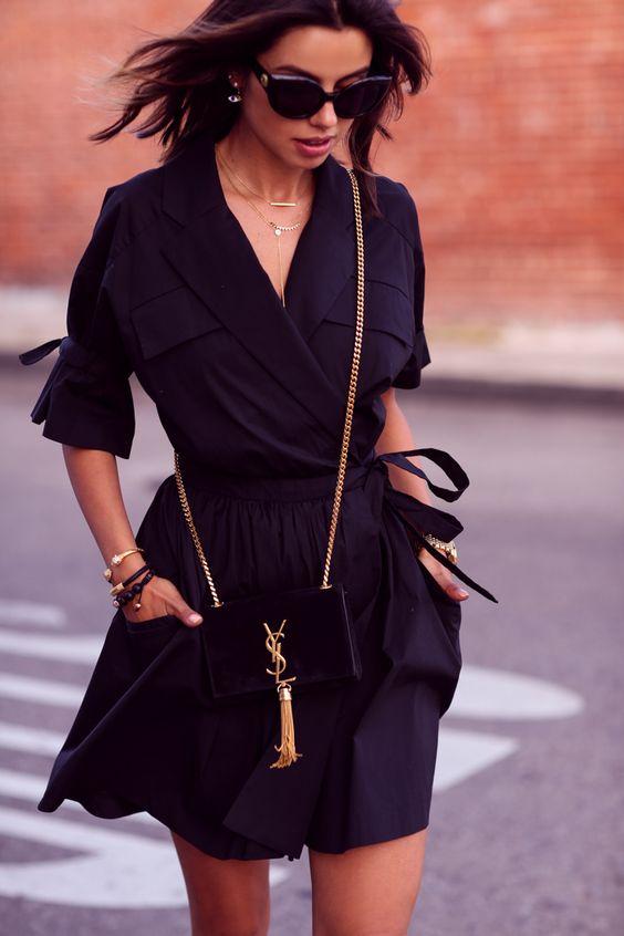 little black dresses