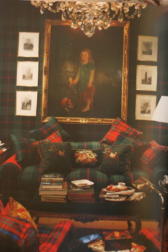 Ralph Lauren Interior Design Ideas | Ralph Lauren Home collection in the Madison Avenue store.