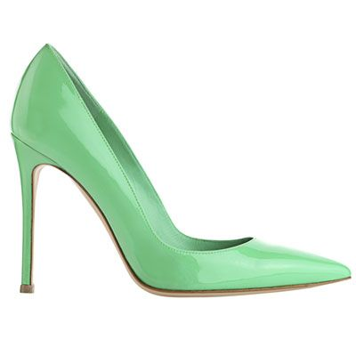 Gianvito Rossi. Yes please. Bring the sexy and feminine shoes back!