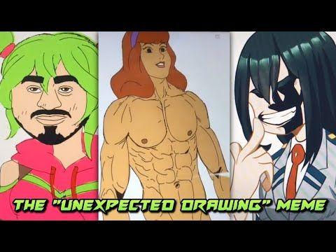 Tik Tok Unexpected Drawing Meme Compilation Youtube Drawing Meme Memes Tok