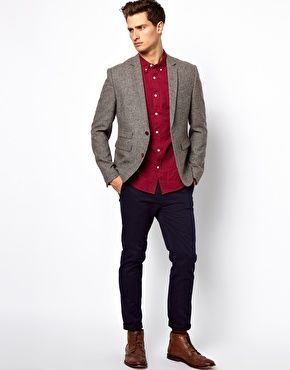 ASOS, Fit and Suits on Pinterest