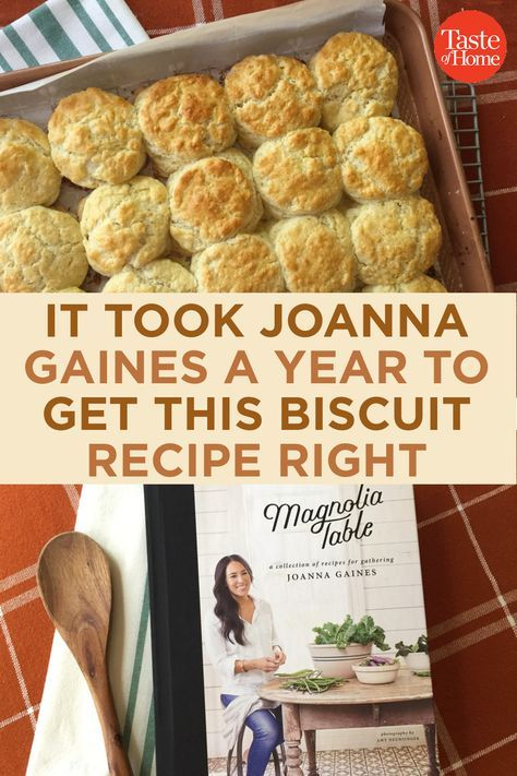 It Took Joanna Gaines a Year to Get This Recipe Right
