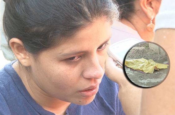 """#VIDEO: Familiar de joven asesinado en Choloma: """"Solo escuché los dos disparos"""" - http://bit.ly/1OosvzP"""