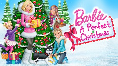 Barbie: A Perfect Christmas on DVD | Trailers, bonus features ...