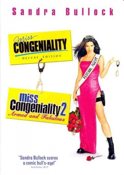 MISS CONGENIALITY: When a notorious criminal mastermind known only as the Citizen threatens to terrorize the Miss United States Pageant, the FBI scours their ranks to find a female agent capable of wi