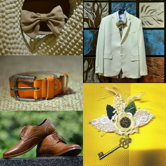 Its all about the groom....