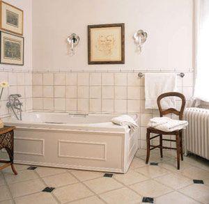 D coration clair dans la salle de bains d cormag for Decormag salle de bain