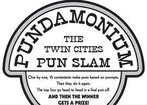 Pundamonium: The Madison Pun Slam! - Tickets - High Noon Saloon - Madison, WI - November 18th, 6:30p. Click through for details.