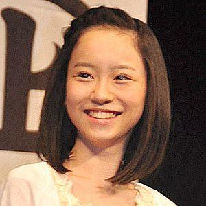 前髪アップの柴田杏花
