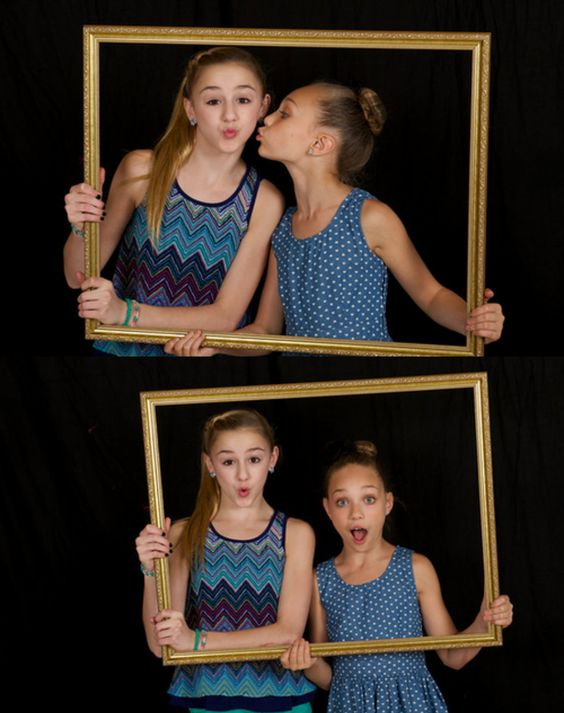 Love it when chloe and maddie are together they make each other
