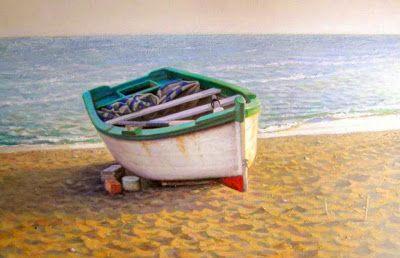 Imágenes Arte Pinturas: Paisajes de Jose Manuel Ruiz Blanco