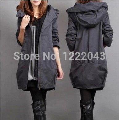 otoo invierno maternidad abrigos ropa embarazo para las mujeres embarazadas trench use prendas de vestir exteriores de la chaqueta s u