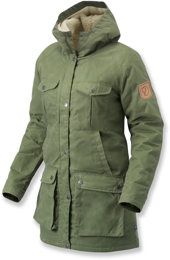 Fjallraven Greenland Winter Jacket - Women&39s (only $400. BAH