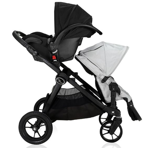 Baby Jogger City Select stroller (2012/2013) - Free Shipping, No Sales Tax! This is what I want!