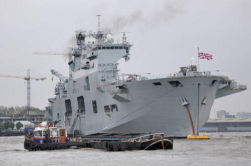 HMS Ocean: