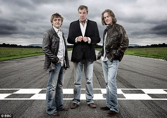 The three kings of Top Gear are seriously wealthy and have a combined worth of more than £55million