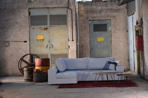 IBO L shape sofa  October offer 260x170 fabr. cat 01 850+vat