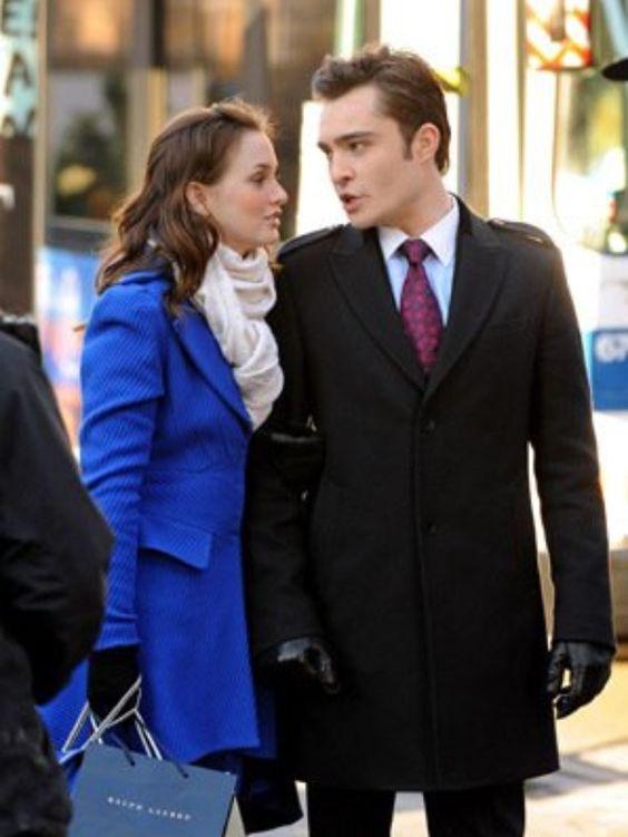 Blair & Chuck- shopping w/ Elizabeth- Gossip Girl