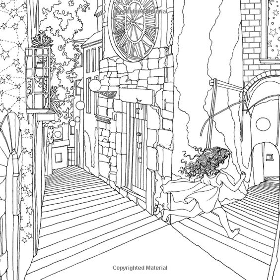 journey girl coloring pages - photo#50