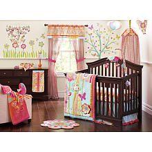 Truly Scrumptious Boho Harmony 4 Piece Crib Set