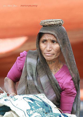 Inde - Gujarat - ગુજરાત Indian Woman  World class image.