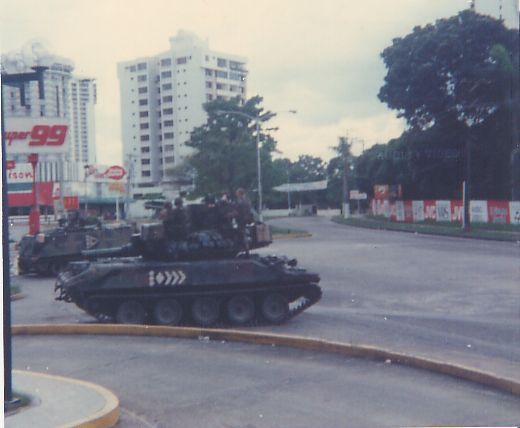 a history of the united states invasion of panama Manuel noriega: the panamanian strongman america loved to hate   president george hw bush ordered the invasion based on charges that  a  boy scout, was less than the boilerplate villain that history would suggest.