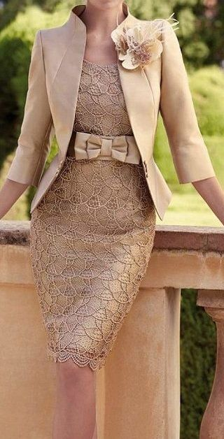 Carla Ruiz This I would wear to my daughter's wedding.