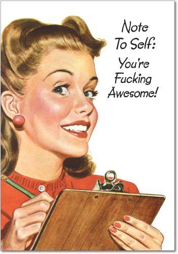 You Are Fucking Awesome Birthday Card by NobleWorks. $2.95. NobleWorks is The Humor Company. In business for over 30 years, NobleWorks is always publishing funny birthday cards, funny Christmas cards, naughty birthday greetings, naughty holiday cards, and funny cards for all occasions. NobleWorks is a print-on-demand company, printing only what you order. Noble Works is dedicated to reducing waste while keeping you laughing. With designs by Tim Whyatt, Tom Cheney, Le...