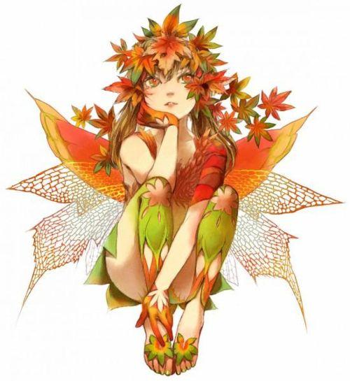 Autumn Fairy on Flickr!