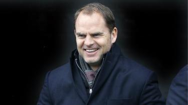 De Boer: geen versterkingen Ajax