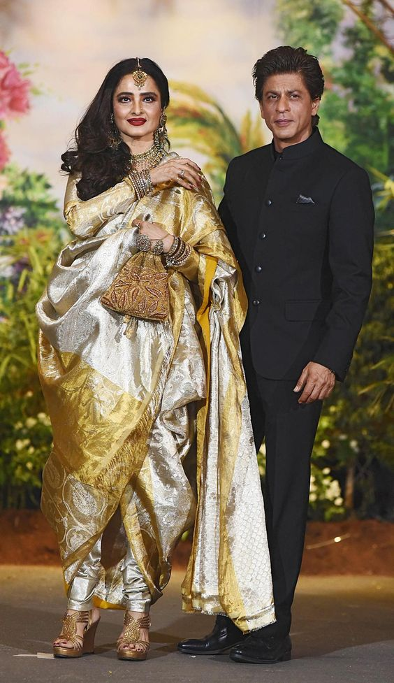 The Star-studded Reception Ceremony of Sonam Kapoor Ahuja and Anand Ahuja