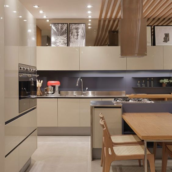 Completamente apaixonada pelas cores dessa cozinha  SNAP: Decoredecor Project…