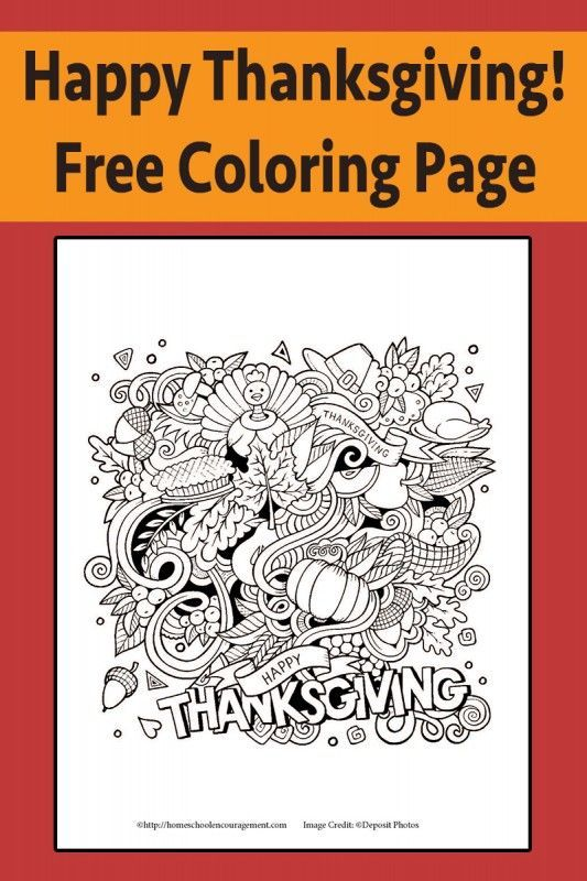 Free Printable Thanksgiving Coloring Pages - Free Coloring Pages, Thanksgiving Coloring Sheets