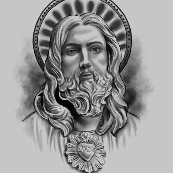 Pin On Desenho Religiosos 11