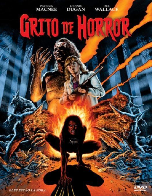 Grito De Horror Dublado Com Imagens Filmes De Terror Capas De