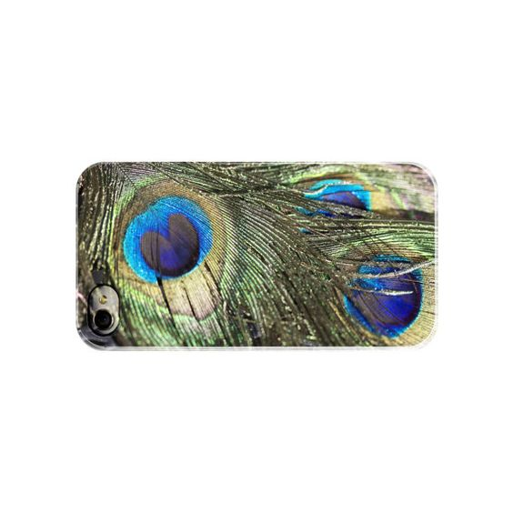 New iphone 4 4s plastic case Peacock by moonlightphotography, $28.00