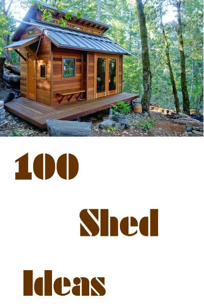 100 Cool Shed Ideas:http://vid.staged.com/UdFr