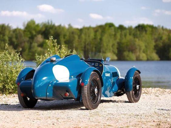 Jaguar Vicarage Special -