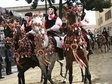 Een zeer uniek carnaval op Sardinië » ITALIAANSE SFEER, la bellezza dell'Italia
