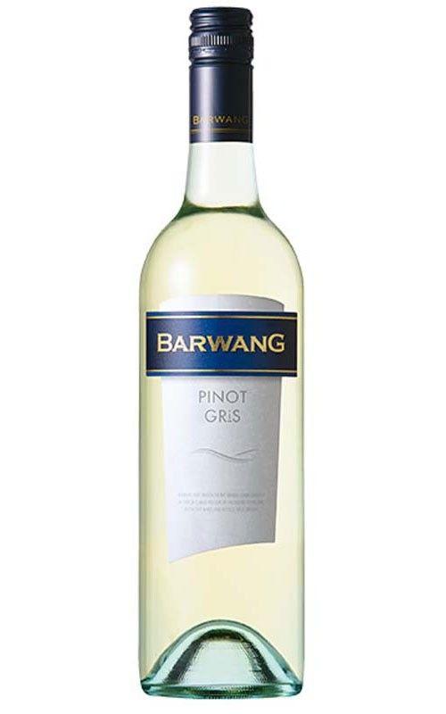 Mcwilliams Barwang Regional Pinot Gris 2018 Tumbarumba 6 Bottles