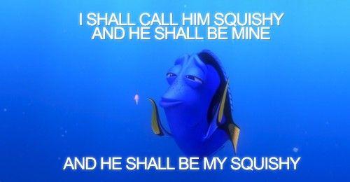 my squishy :)
