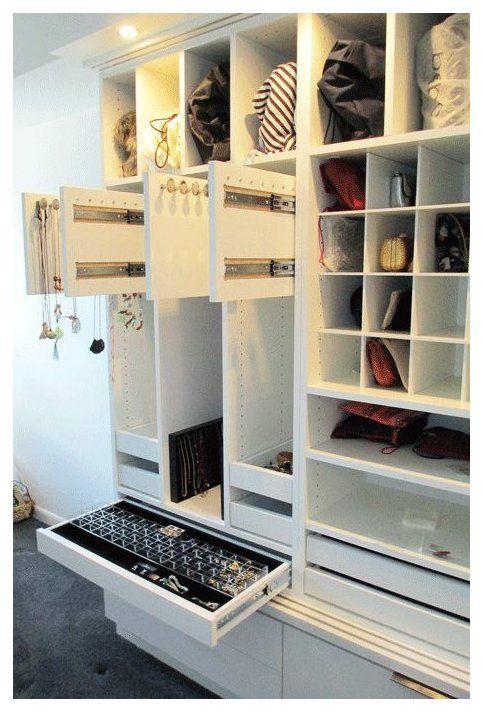 Handbag Storage Cabinet Handbagstoragecabinet Jewelry Necklace Purse Handbag Clutches Storage In 2020 Bedroom Closet Design Closet Layout Closet Small Bedroom
