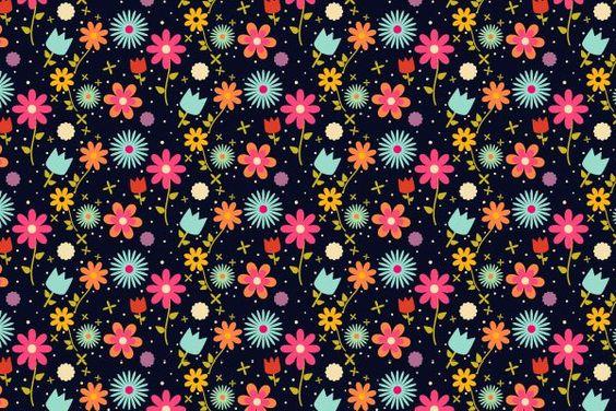 Flowers-Pattern-Design.jpg (600×400)