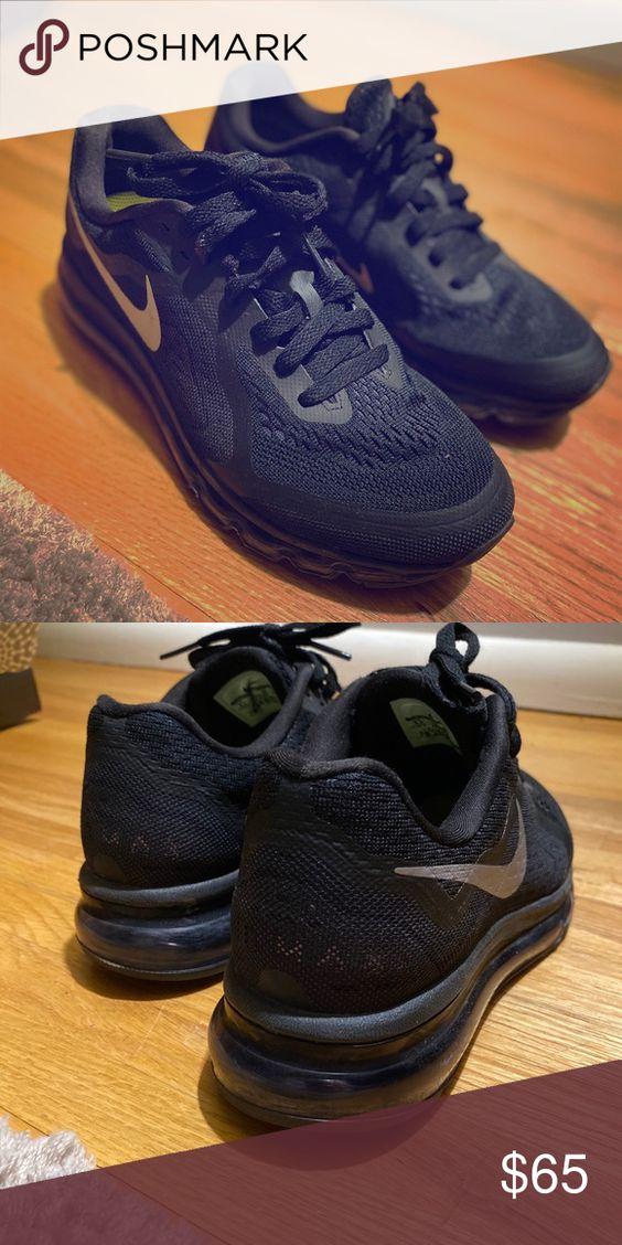 Nike Air Max   Nike air max black, Nike